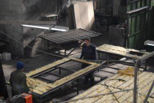 Производство противопожарных дверей 17