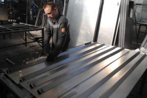 Производство противопожарных дверей 23